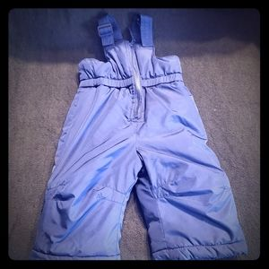 Baby snow pants size 12months